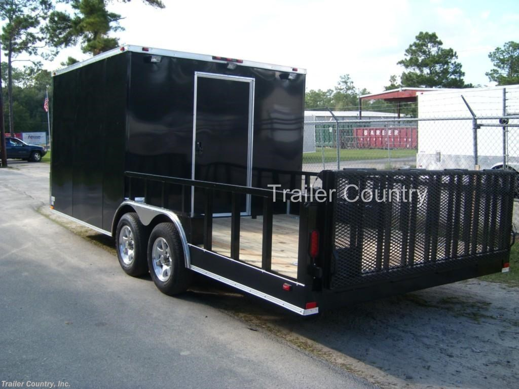 Trailer Country Inventory Double Car 24 Foot Gooseneck Flatbed Trailers