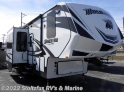 New 2015  Grand Design Momentum 328M by Grand Design from Stoltzfus RV's & Marine in West Chester, PA