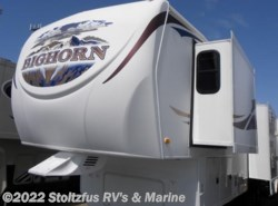 Used 2010  Heartland RV  BIG HORN 3670 by Heartland RV from Stoltzfus RV's & Marine in West Chester, PA