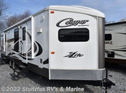 Used 2014  Keystone  KEYSTONE COUGAR 30FKV by Keystone from Stoltzfus RV's & Marine in West Chester, PA