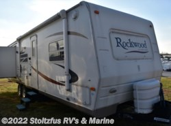 Used 2006  Forest River Rockwood 8318SS AS IS by Forest River from Stoltzfus RV's & Marine in West Chester, PA
