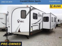 Used 2014  Forest River V-Cross VIBE 829VBH by Forest River from Crandell Motor Sports in Denton, TX