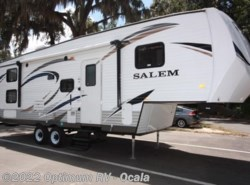 New 2014 Forest River Salem Midwest 26DDSS available in Ocala, Florida