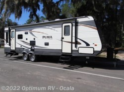 New 2016  Forest River  Puma Travel Trailer 27 RLSS by Forest River from Optimum RV in Ocala, FL