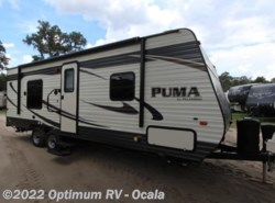 New 2017  Forest River  Puma Travel Trailer 23 FB by Forest River from Optimum RV in Ocala, FL