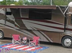 Used 2004  Itasca Horizon 40 AD 3 slides wood floors warranty by Itasca from Best Preowned RV in Houston, TX
