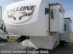 Used 2008  Heartland RV Cyclone 3795 by Heartland RV from Beilstein Camper Sales in La Grange, MO