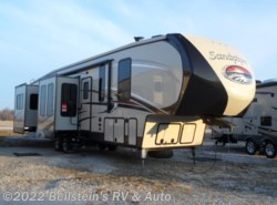 Used 2017  Forest River Sandpiper 389RD by Forest River from Beilstein's RV & Auto in Palmyra, MO
