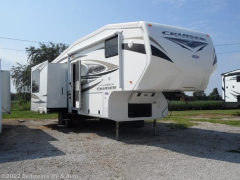 2011 CrossRoads Cruiser CF305ES  Patriot Provincial