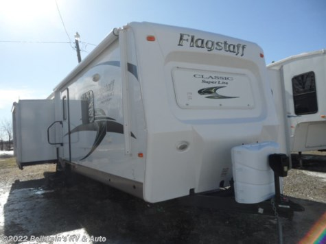 2015 Forest River Flagstaff Classic Super Lite 832IKBS