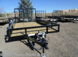 New 2017  Big Tex  50LA-12BK4RG by Big Tex from Parker Trailers, Inc. in Parker, CO