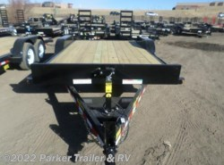 New 2017  Big Tex  10ET-16BK-KR by Big Tex from Parker Trailers, Inc. in Parker, CO