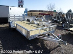 New 2017  H&H   RSA 8X14F by H&H  from Parker Trailers, Inc. in Parker, CO