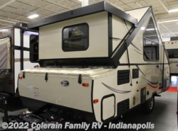 New 2017  Forest River Flagstaff Hard Side 21DMHW by Forest River from Colerain RV of Indy in Indianapolis, IN
