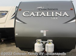 New 2017  Coachmen Catalina SBX 261BH by Coachmen from Colerain RV of Indy in Indianapolis, IN