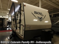 New 2017  Forest River Flagstaff Micro Lite 21DS by Forest River from Colerain RV of Indy in Indianapolis, IN
