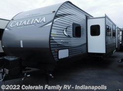 New 2017  Coachmen Catalina 323BHDSCK by Coachmen from Colerain RV of Indy in Indianapolis, IN