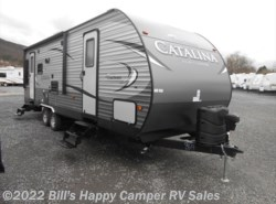 New 2017  Coachmen Catalina 263RLS by Coachmen from Bill's Happy Camper RV Sales in Mill Hall, PA