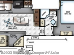 New 2018  Forest River Rockwood Signature Ultra Lite 8299BS by Forest River from Bill's Happy Camper RV Sales in Mill Hall, PA