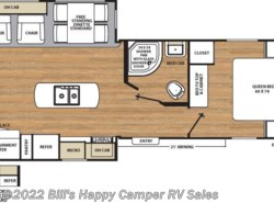 New 2018  Coachmen Catalina 293RLDS by Coachmen from Bill's Happy Camper RV Sales in Mill Hall, PA