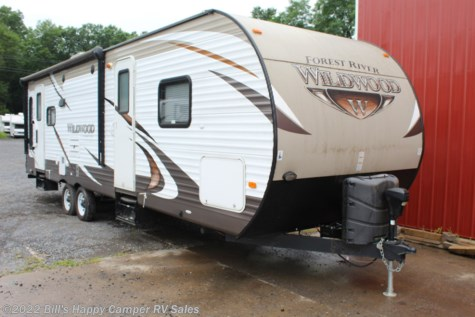 2015 Forest River Wildwood 27RLSS