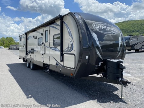 2014 Forest River Salem Hemisphere 312QBUD