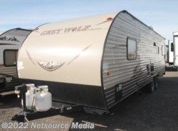 New 2016  Forest River Grey Wolf 26RR by Forest River from Rocky Mountain RV in Logan, UT