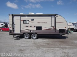 New 2017  Forest River Grey Wolf 19RR by Forest River from Rocky Mountain RV in Logan, UT