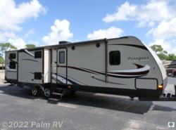 New 2016  Keystone Passport 3320BH by Keystone from Palm RV in Fort Myers, FL