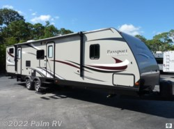 New 2016  Keystone Passport 3350BH by Keystone from Palm RV in Fort Myers, FL