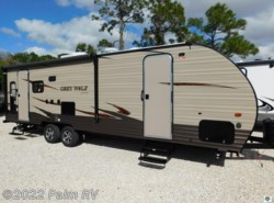 New 2016  Forest River Grey Wolf 26RL by Forest River from Palm RV in Fort Myers, FL