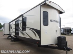 New 2017  Forest River Sierra Destination 402QB by Forest River from Ted's RV Land in Paynesville, MN