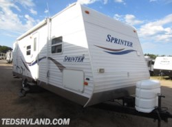 Used 2006  Keystone Sprinter 291BHS by Keystone from Ted's RV Land in Paynesville, MN