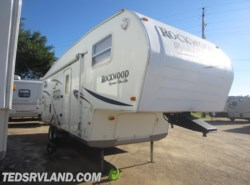 Used 2007  Forest River Rockwood Signature Ultra Lite 8261SS by Forest River from Ted's RV Land in Paynesville, MN