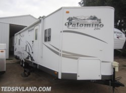 Used 2009  Palomino Thoroughbred T 829 VRL by Palomino from Ted's RV Land in Paynesville, MN