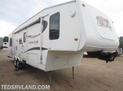 Used 2008  Gulf Stream Canyon Trail 33FBHT by Gulf Stream from Ted's RV Land in Paynesville, MN