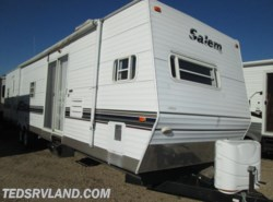 Used 2004  Forest River Salem 38FKDS by Forest River from Ted's RV Land in Paynesville, MN