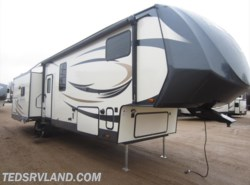 New 2017  Forest River Salem Hemisphere Lite 368RLBHK by Forest River from Ted's RV Land in Paynesville, MN