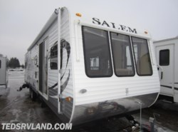 Used 2010  Forest River Salem LE 36 FLKB by Forest River from Ted's RV Land in Paynesville, MN