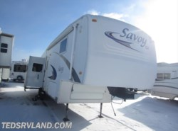 Used 2008  Holiday Rambler Savoy LX 32SKT by Holiday Rambler from Ted's RV Land in Paynesville, MN