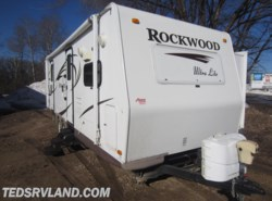 Used 2010  Forest River Rockwood Ultra Lite 2608SS by Forest River from Ted's RV Land in Paynesville, MN