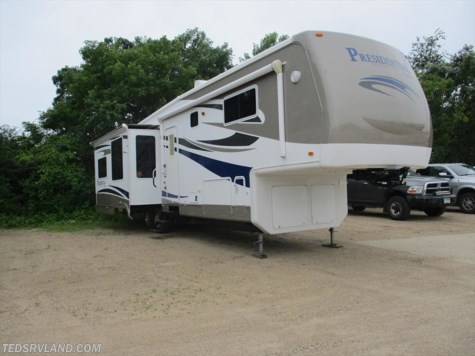 2008 Holiday Rambler Presidential 36