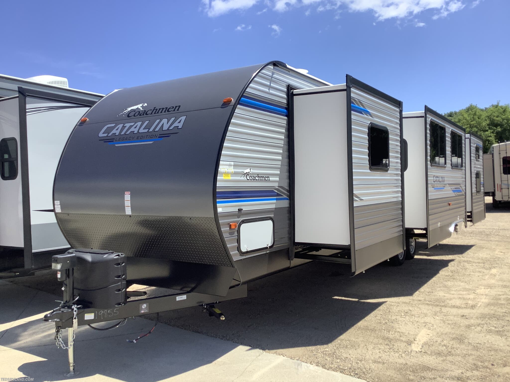 9 Coachmen RV Catalina Legacy Edition 9BHTSLE for Sale in Paynesville,  MN 9  MX9