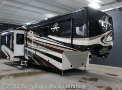 New 2016 Forest River RiverStone 38FB available in Grand Rapids, Michigan