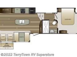 New 2017  Keystone Cougar 333MKS by Keystone from TerryTown RV Superstore in Grand Rapids, MI