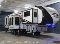 New 2017  Forest River Sandpiper 377FLIK by Forest River from TerryTown RV Superstore in Grand Rapids, MI