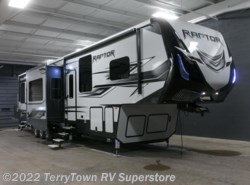 New 2017  Keystone Raptor 398TS by Keystone from TerryTown RV Superstore in Grand Rapids, MI