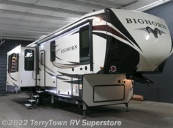 New 2017  Heartland RV Bighorn 3675EL by Heartland RV from TerryTown RV Superstore in Grand Rapids, MI