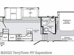 Used 2012  Palomino Sabre 32BHOk by Palomino from TerryTown RV Superstore in Grand Rapids, MI