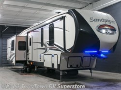 New 2017  Forest River Sandpiper 372LOK by Forest River from TerryTown RV Superstore in Grand Rapids, MI